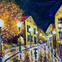 original-oil-painting-night-street-palette-knife-impressionism-paintings-valery-rybakow